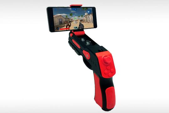 Pistola virtual con bluetooth