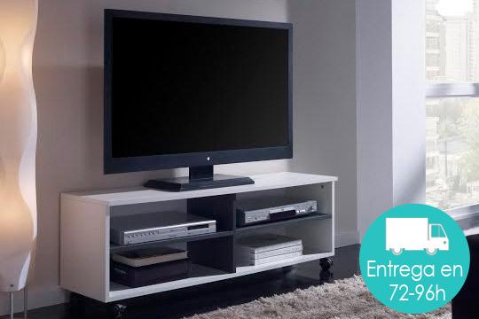 Muebles colectivia mueble de televisi n con ruedas - Muebles diseno outlet ...