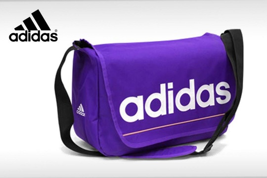 de complemento ¡El morado Adidas Bolso bandolera moda color en OxCRqZq