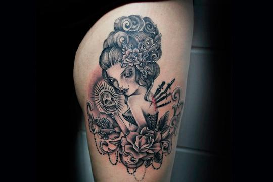 tatuajes 6 x 12 cm