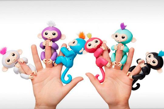 Lulo, el pequeño mono interactivo ¡El compañero perfecto!