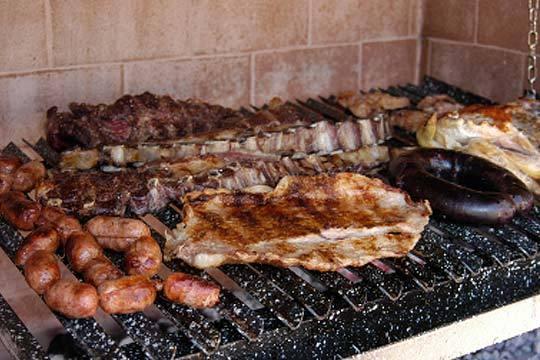 Restaurante fuerte de san marcos parrillada de carne sin for Imagenes de parrilla para casa
