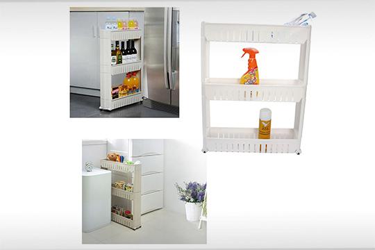 Productos colectivia carrito auxiliar de cocina con 3 - Carrito auxiliar cocina ...