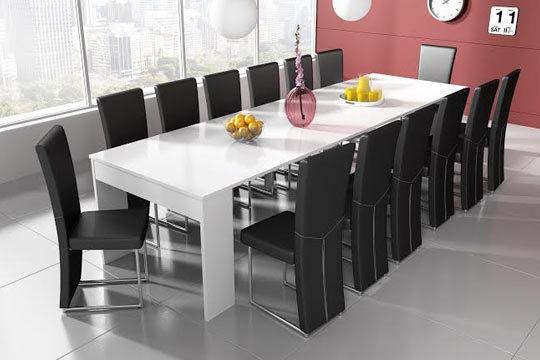 Muebles Colectivia - Mesa extensible de comedor ¡Convertible en ...