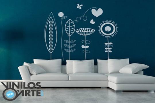 Vinilos con arte decora tu hogar con atractivos y - Vinilos con arte ...