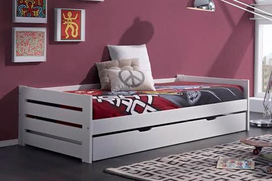 muebles colectivia cama nido con caj n de almacenaje