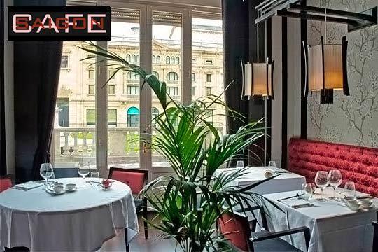 Cafe Saigon Donostia Menu