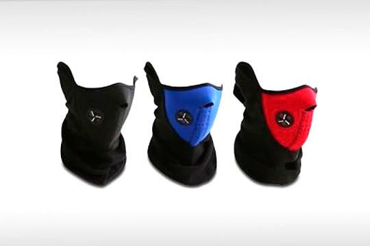 Protege tu cara del frío con estas máscaras deportivas