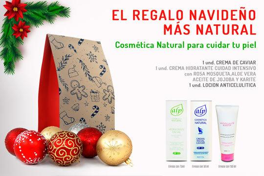 Cosmética natural para cuidar tu piel ¡El regalo más natural!