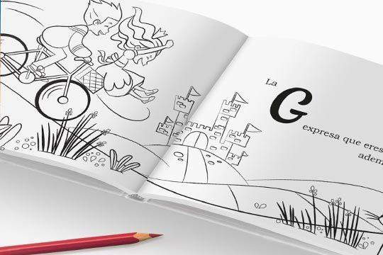 Productos Colectivia - Llibro para colorear: Mi nombre es genial ¡La ...