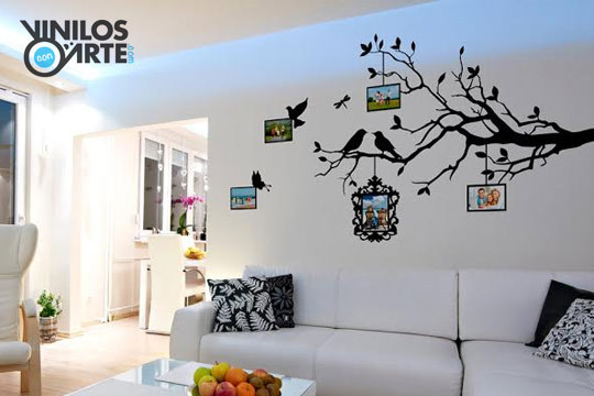 Vinilos con arte nuevas im genes decora tu hogar con atractivos y divertidos vinilos - Vinilo huesca ...