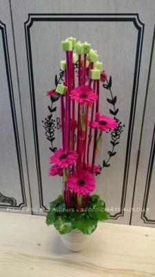 Livrer bouquet fleurs Diors fleuriste Fleurs d'Ici et d'Ailleurs...