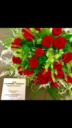Livrer bouquet sur mesure Ucciani  Aux Colonnes Fleuries