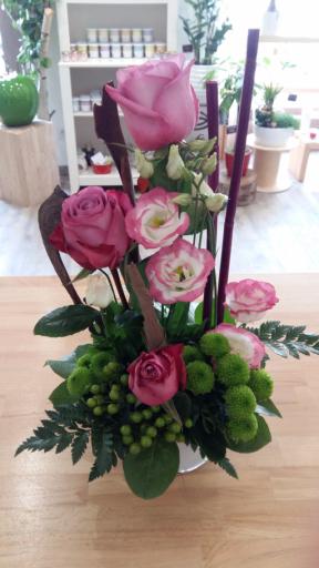 Envoie de bouquets de fleur Grammond artisan fleuriste Art & Nature
