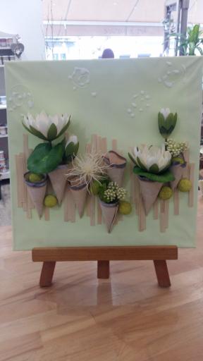 Envoi bouquet de fleurs Grammond fleuriste Art & Nature