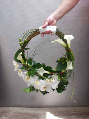 Envoyer bouquet de fleurs Pruniers-En-Sologne fleuriste Brin de Nature