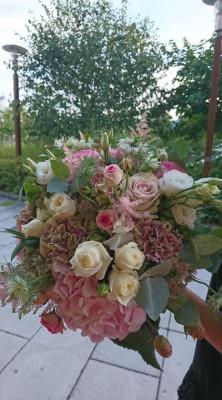 Commande bouquet fleurs Myans artisan fleuriste D'une fleur à l'autre