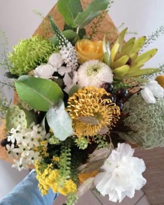 Offrir des bouquets  fleurs à domicile D'une fleur à l'autre à Chambéry