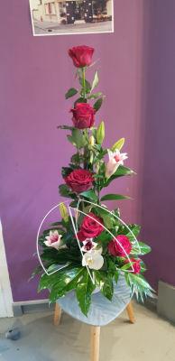 Livrer bouquets Ognes  Lucasfleurs