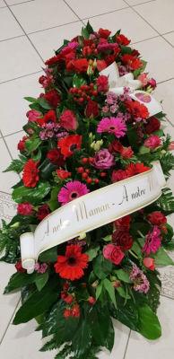Offrir bouquet fleur Ognes artisan fleuriste Lucasfleurs