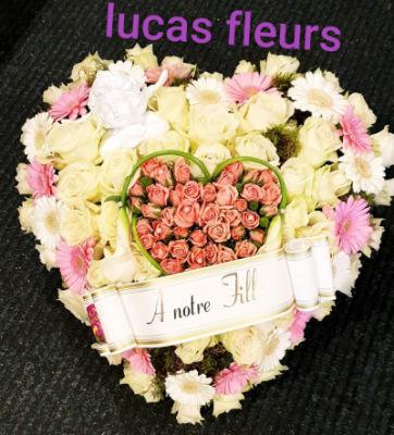 Livrer bouquet sur mesure Ognes  Lucasfleurs