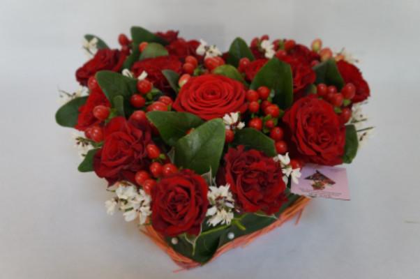 Commander bouquet fleur La Crau artisan fleuriste Idfleurs