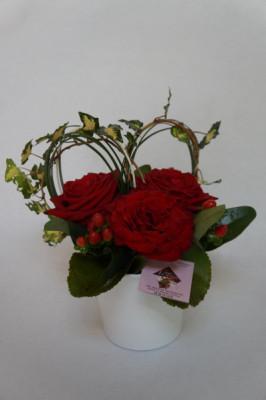 Envoyer bouquet sur mesure La Crau artisan fleuriste Idfleurs