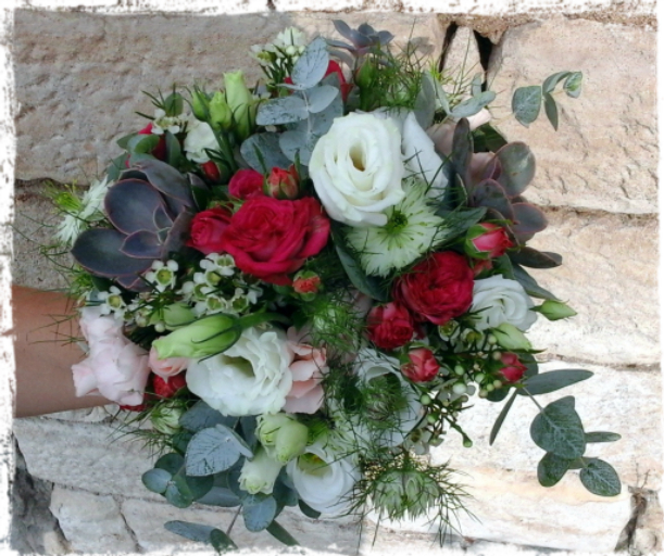 Commande bouquet Chatillon  Bouton d'Or