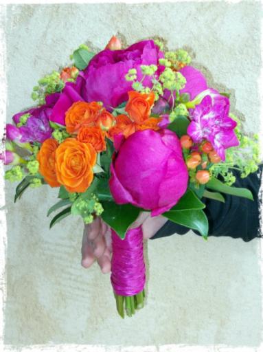 Commander bouquets Trevoux fleuriste Bouton d'Or
