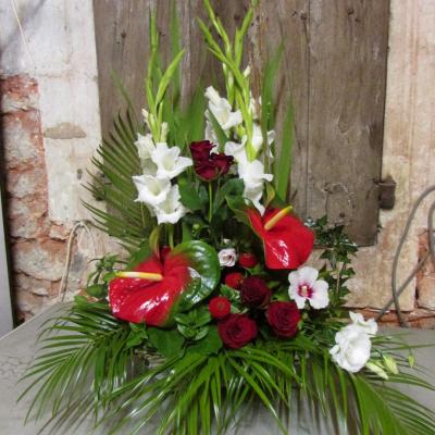 Livraisons de bouquet Villars-Les-Bois  Atelier Vie de Fleurs