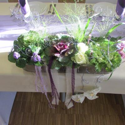 Livraison de bouquets Villars-Les-Bois fleuriste Atelier Vie de Fleurs