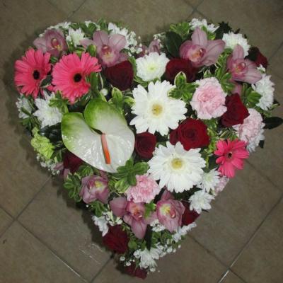 Commander bouquet Villars-Les-Bois fleuriste Atelier Vie de Fleurs