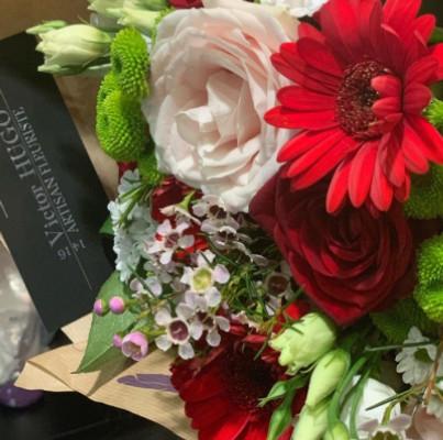 Envoi bouquets de fleur Arcachon fleuriste créateur Victor Hugo Fleurs