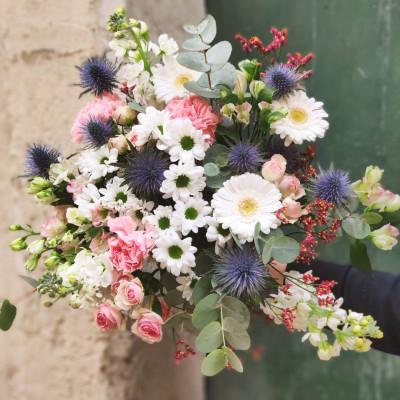 Envoyer des bouquets de roses à domicile Conter Fleurette à Bordeaux