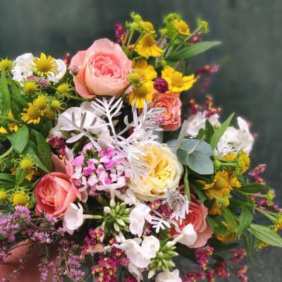 Faire livrer des bouquets de fleur dimanche Conter Fleurette à Bordeaux