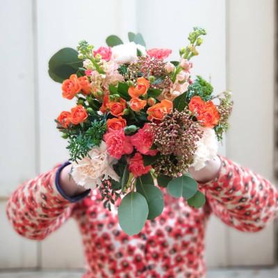 Envoie de bouquet de fleurs rapide Conter Fleurette à Bordeaux