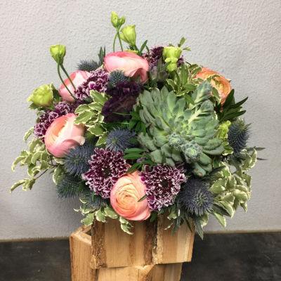 Livrer composition florale Marolles-En-Brie fleuriste créateur Paradoxe