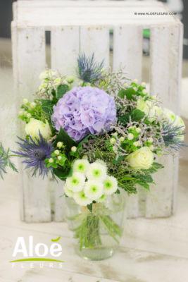 Envoie de bouquets de fleur Rosbruck  Aloé Fleurs