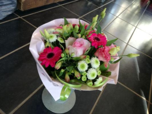 Envoi de bouquets de fleur Lille fleuriste Racine Carrée