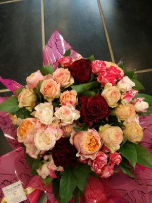Commander fleur bouquet Lille  Racine Carrée