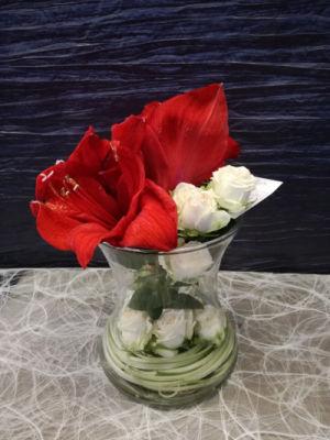 Envoyer bouquet de fleurs Lille artisan fleuriste Racine Carrée