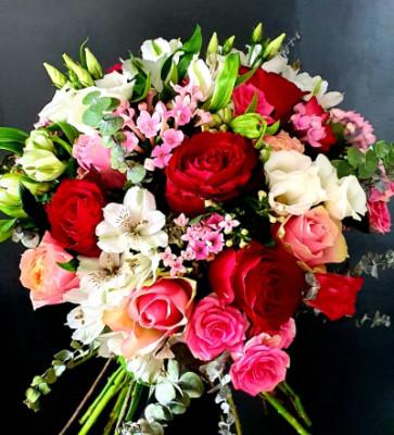 Commander bouquets fleur Cerfontaine  Betty Fleurs
