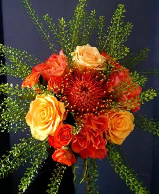 Offrir bouquet de fleur Binche fleuriste Betty Fleurs