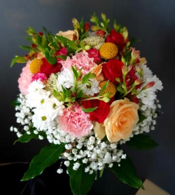 Envoie de fleur bouquet Choisies fleuriste Betty Fleurs