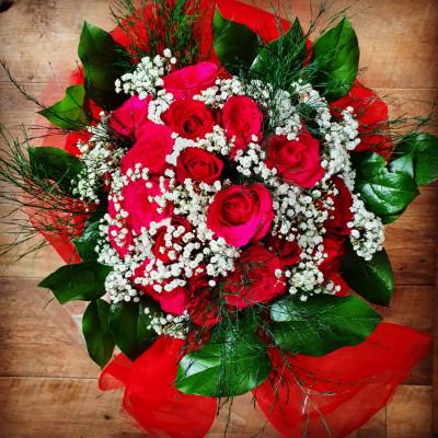 Envoyer bouquet sur mesure La Longueville artisan fleuriste Betty Fleurs