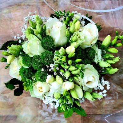 Bouquet fleur La Longueville fleuriste créateur Betty Fleurs