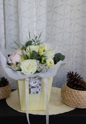 Livraison de bouquet de fleurs Latresne fleuriste LP Floral Designer