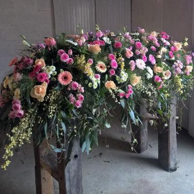 Envoi bouquet sur mesure Latresne artisan fleuriste LP Floral Designer