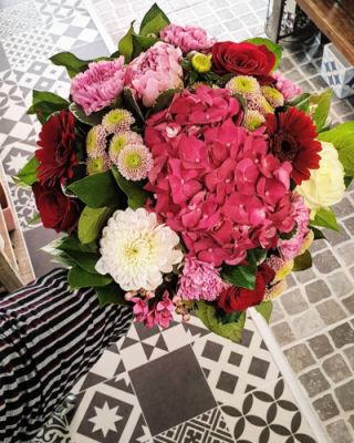 Livrer bouquet de fleur Gouesnach  Rêve d'Orchidée...