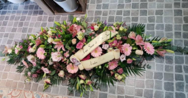 Envoi de bouquets Gouesnach fleuriste créateur Rêve d'Orchidée...